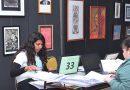 Exposición inspirada en Nemesio Antúnez se exhibe en Biblioteca UPLA